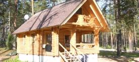 Строительство деревянных домов в Карелии