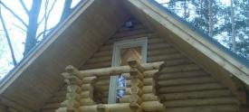 Деревянные дома Карелия