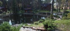 Строительство прудов. Икусственные водоемы. Декоративные пруды