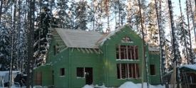 Строительство дома по финской технологии